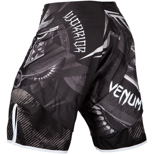 Venum Gladiator 3.0 Fightshorts – Black/White picture 4