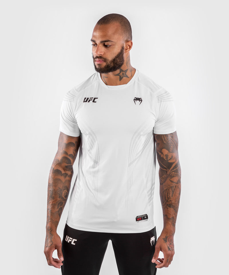 UFC Venum Authentic Fight Night Men's Walkout Jersey – White Picture 1