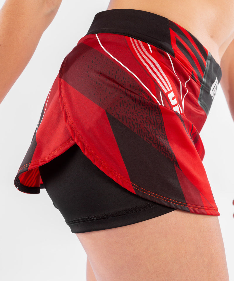 UFC Venum Authentic Fight Night Women's Skort – Red Picture 7