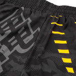 Venum Okinawa 2.0 Training Shorts – Black/Yellow picture 7