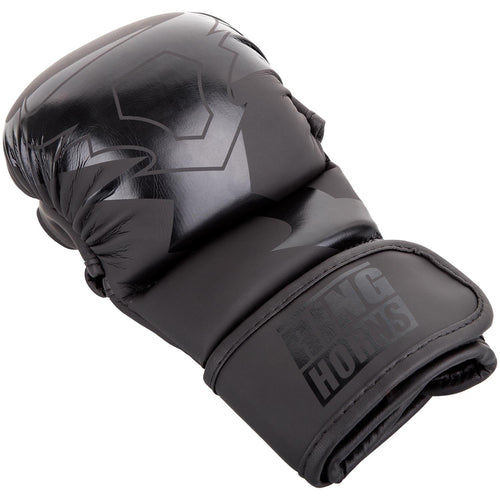 Ringhorns Charger Sparring Gloves - Black/Black picture 2