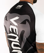 Venum x ONE FC Dry Tech T-shirt - White/Black picture 6