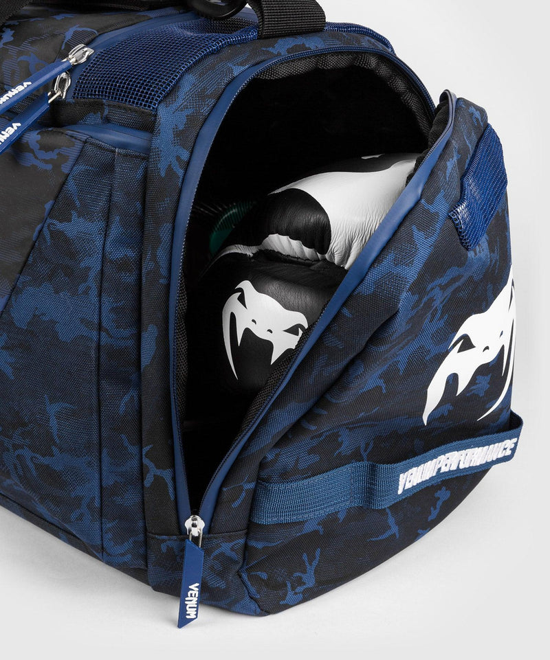 Venum Trainer Lite Evo Sports Bags - Blue/White picture 8