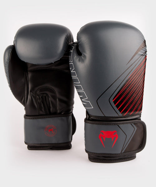 Venum Contender 2.0 Boxing gloves - Black/Red picture 1