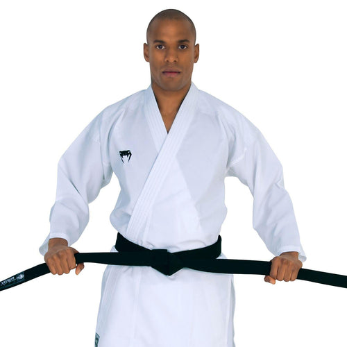 Venum Elite Kumite Karate Gi - White picture 1