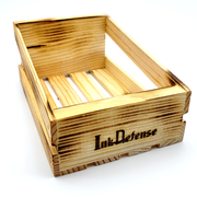 Ink Defense Wooden Display Case