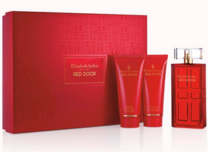 RED DOOR EDT + BODY LOTION + SHOWER GEL
