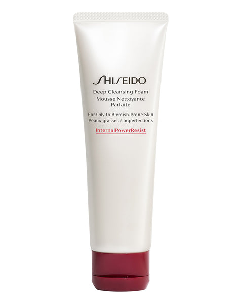 Shisheido Deep Cleansing Foam (for oily to blemish-prone skin) 125ml