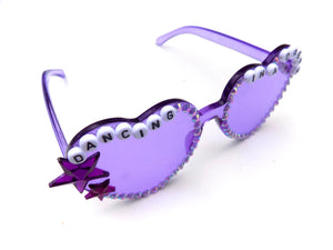 DANCING IN A DREAM decorated sunnies