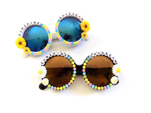 Load image into Gallery viewer, More colors! SUNSHINE DAYDREAM round sunnies