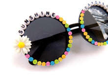 Load image into Gallery viewer, SUNSHINE DAYDREAM round sunnies
