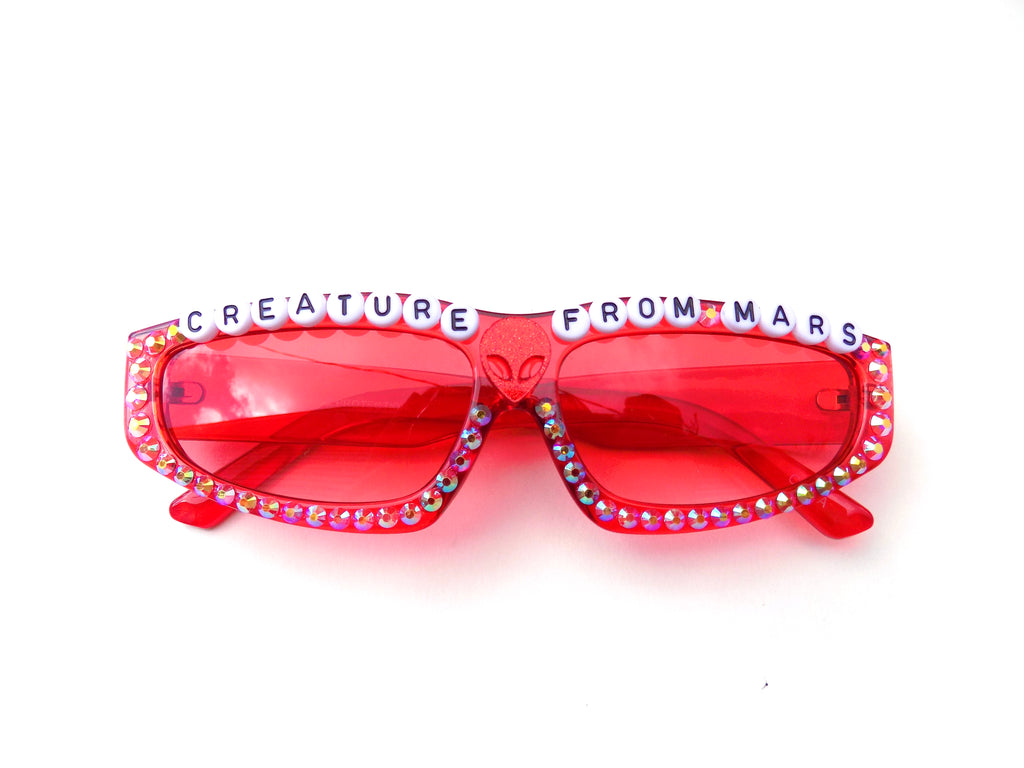 More colors! CREATURE FROM MARS sunnies