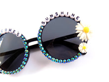 Load image into Gallery viewer, HERE COMES SUNSHINE round sunnies