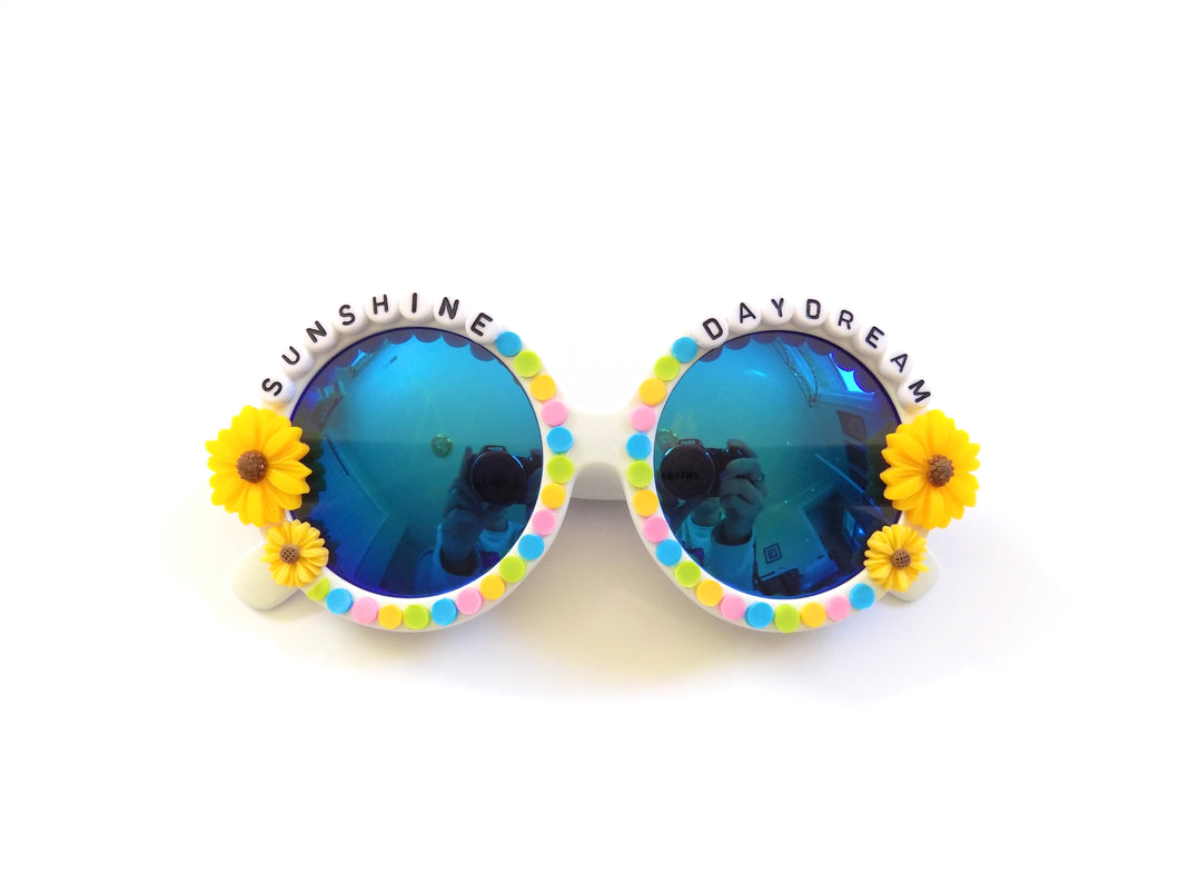More colors! SUNSHINE DAYDREAM round sunnies