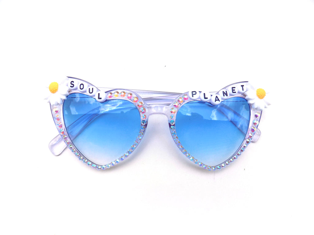 SOUL PLANET decorated sunnies