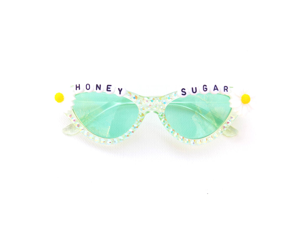 CHILDREN'S Honey Sugar cat eye sunnies