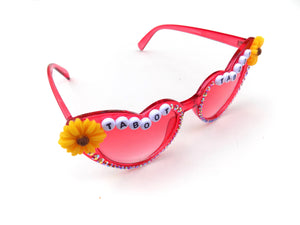 TABOOT TABOOT decorated sunnies
