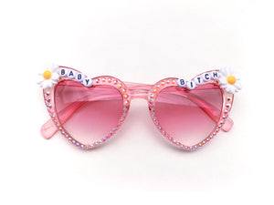 BABY BITCH decorated sunnies