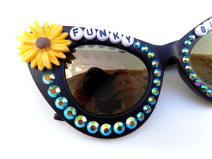 FUNKY BITCH decorated sunnies