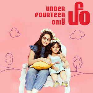 Under Fourteen Only new site