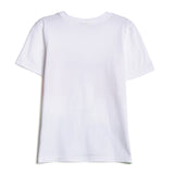 Independence Day Cotton Knit Printed T-Shirt KF-BKT-170091 WHITE