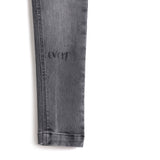 Boys Solid Denim Full Pant with Rib Waist Band AW19-WF-BKT-14048 Black
