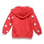 Infants Solid Full Sleeve Sweat Shirt SS20-KF-INF-2161 Red