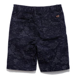 Boys Printed Cotton Shorts SS20-NDF-BKT-17098 Navy