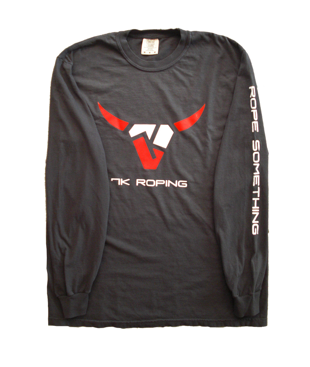 7K Roping Long Sleeve Shirt - Rope Something