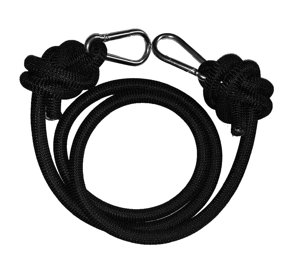 Bad Handle Bungee Sled Tow Rope