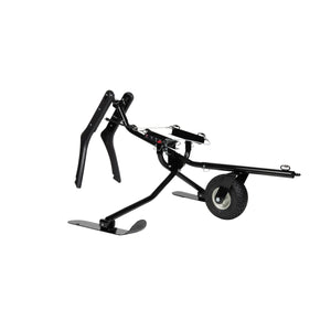 7K Something Steer Total Team Roping Training Sled without Dummy