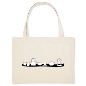 Tea Time - Shopping bag