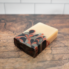 Load image into Gallery viewer, Rose Clay and Activated Charcoal Soap