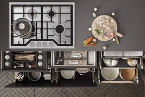 "ROBAM G413 -30"" (4 Burners) - ROBAM Living"