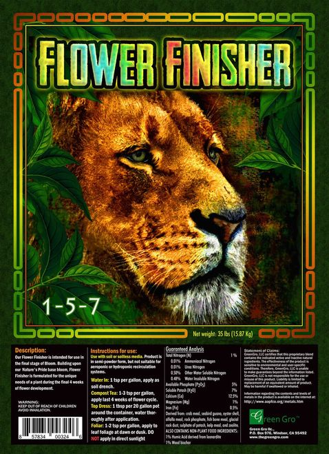 flower finisher 1lb