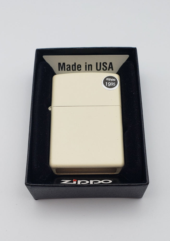 Zippo Lighters - Solid Colors