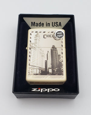 Zippo Lighters - Chicago