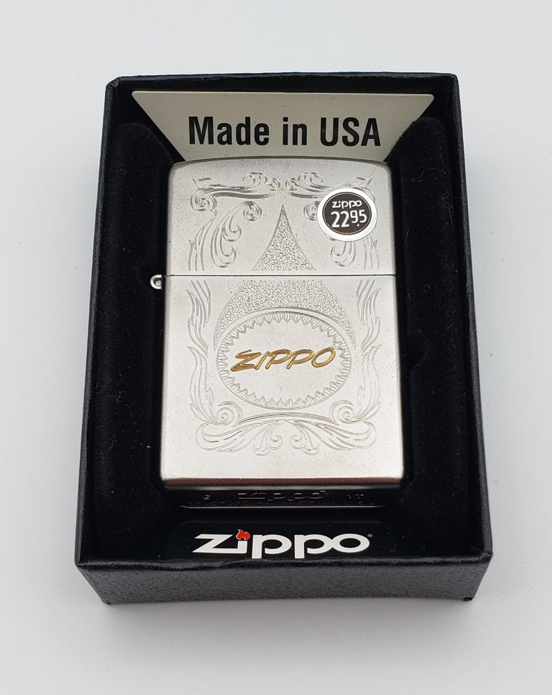 Zippo Lighters - Classic Engraved