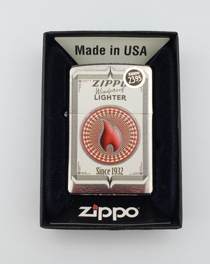 Zippo Lighters - Classic Design