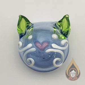 Lindsay Hoyes Kitty Pendants