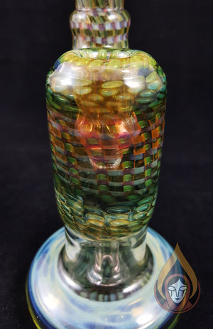Woodchuck Fully Fumed Dewar Bubbler
