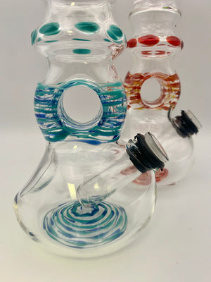 Space Glass 38mm Donut