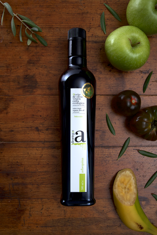 Organic Olive Oil Arbequina - Buy Best Olive Oil Online - GREEN PAPA.