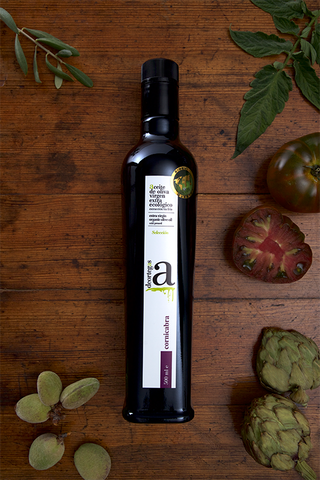 Organic Olive Oil Cornicabra - Buy Best Olive Oil Online - GREEN PAPA.