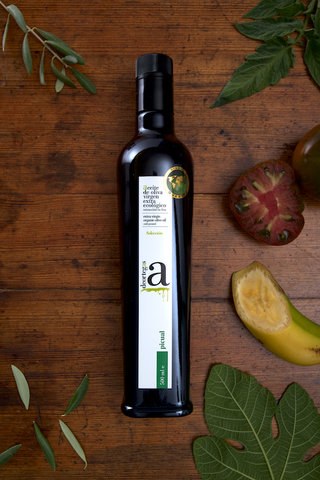 Organic Olive Oil Picual - Buy Best Olive Oil Online - GREEN PAPA.