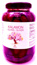 Load image into Gallery viewer, Kalamata Olives 1 kg. - Best Farm Olives from Greece - GREEN PAPA.jpeg