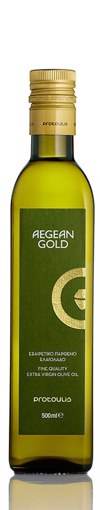 [Organic Olive Oil Real Extra Virgin Olive Oil] - GREEN PAPA