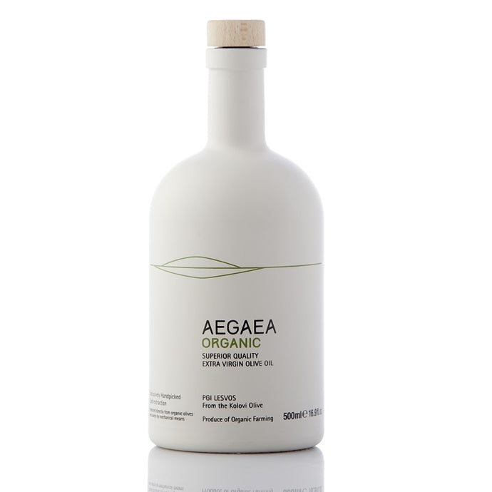 Organic Olive Oil AEGAEA BIO - Premium Greek Olive Oil - GREEN PAPA
