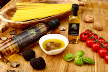 Load image into Gallery viewer, Extra virgin olive oil with truffle - Best farm olive oil - GREEN PAPA