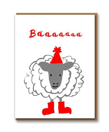 Letterpress - Sheep